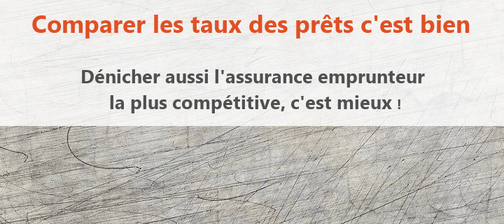 assurance emprunteur competitive