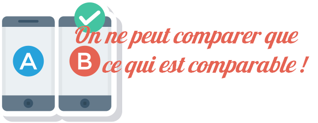 comment comparer