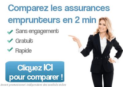 comparer assurance emprunteur