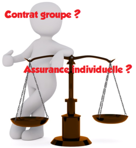 contrat groupe ou individuel