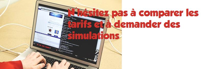 devis et simulations