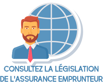 legislation assurance emprunteur