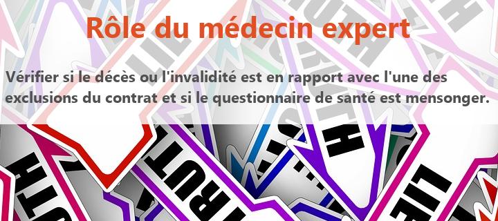 medecin expert
